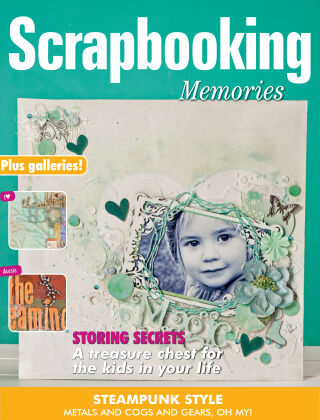 Scrapbooking Memories volume 22 Issue 2