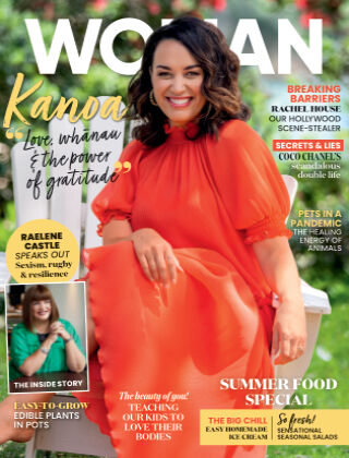 Woman (NZ) #1 2021