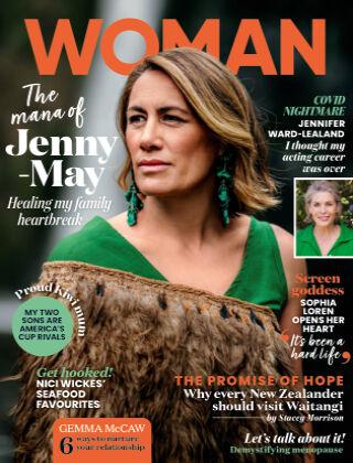 Woman (NZ) #3 2021