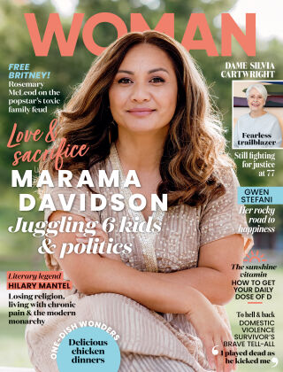 Woman (NZ) Issue 15, 2021