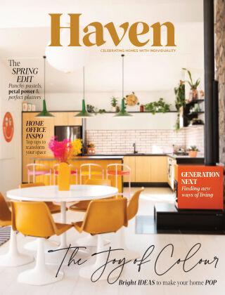 Haven #1 2020