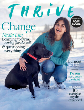 Thrive Issue 8 AugSept 2021