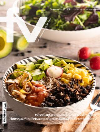 FunnyVegan Magazine FV50 - Primavera '21