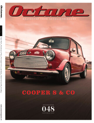 Octane - Brandstof voor autoliefhebbers 048 Oktober 2020