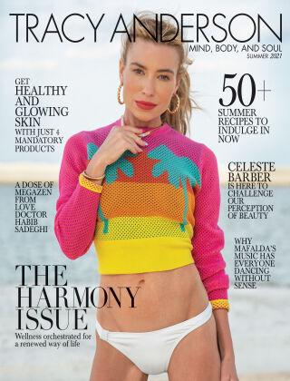 Tracy Anderson Magazine Summer 2021