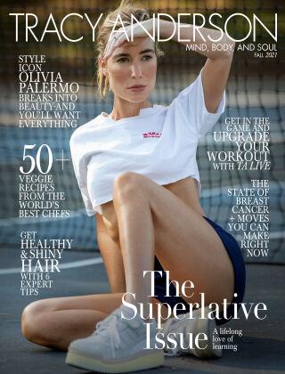 Tracy Anderson Magazine Fall 2021