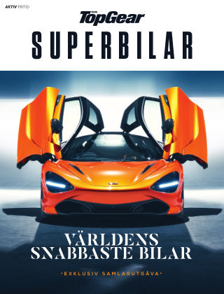 Superbilar – Världens snabbaste bilar 2018-02-24