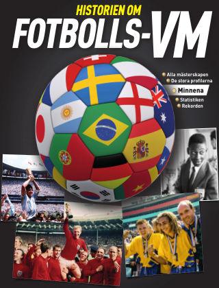 Historien om fotbolls-VM 2018-06-14