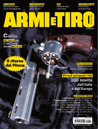 ARMI E TIRO 4 - Aprile