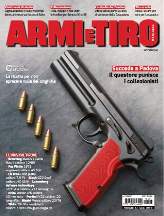 ARMI E TIRO nr 5 -Maggio