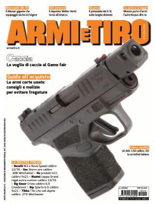 ARMI E TIRO n°10 - OTTOBRE