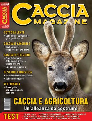 CACCIA MAGAZINE n°3 - Marzo