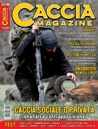 CACCIA MAGAZINE n° 4 - Aprile