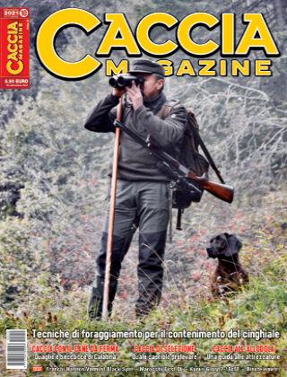 CACCIA MAGAZINE n° 10 - Ottobre