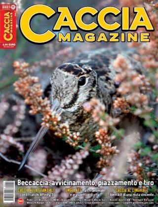 CACCIA MAGAZINE n° 11 - Novembre