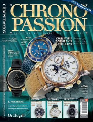 CHRONO PASSION n°3 - Mag/Giu