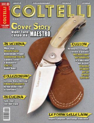 COLTELLI n° 105 Apr/Mag