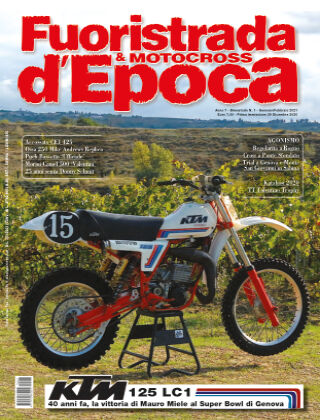 FUORISTRADA & MOTOCROSS D'EPOCA n° 1 - Gen/Feb
