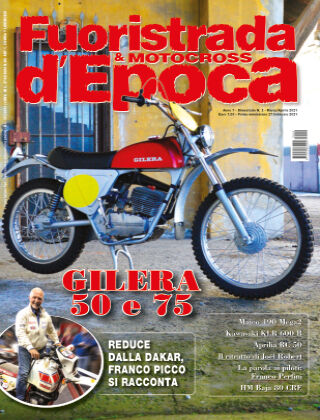 FUORISTRADA & MOTOCROSS D'EPOCA n°2 - Mar/Apr