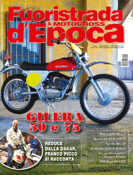 FUORISTRADA & MOTOCROSS D'EPOCA February 27, 2021 00:00