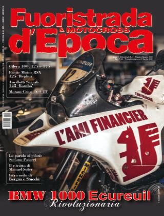 FUORISTRADA & MOTOCROSS D'EPOCA nr 3 - Mag-Giu