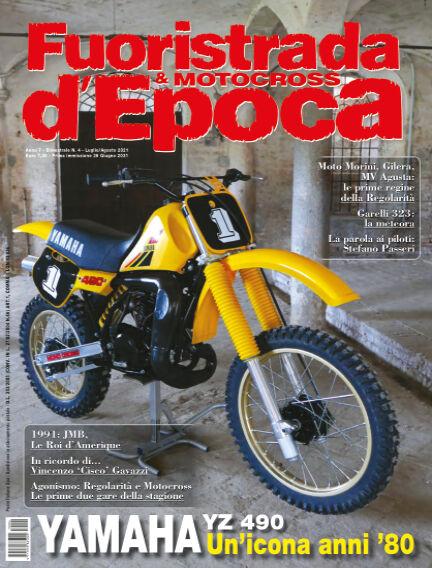 FUORISTRADA & MOTOCROSS D'EPOCA June 26, 2021 00:00