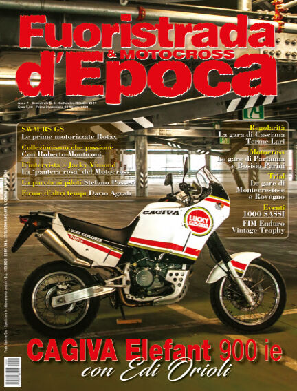 FUORISTRADA & MOTOCROSS D'EPOCA