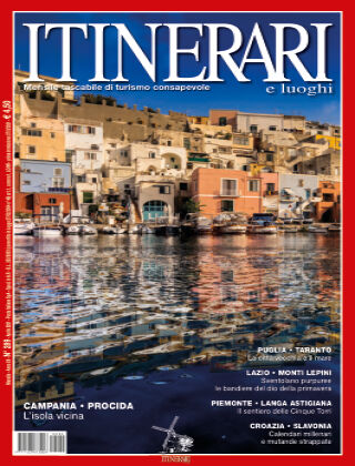 ITINERARI E LUOGHI n° 289 - Aprile