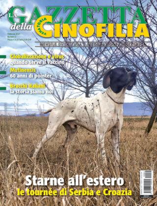 LA GAZZETTA DELLA CINOFILIA VENATORIA n°2 - Febbraio