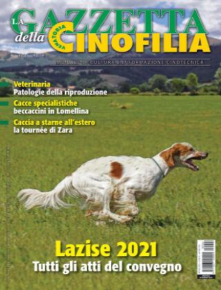 LA GAZZETTA DELLA CINOFILIA VENATORIA n° 4 - Aprile