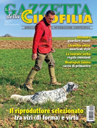 LA GAZZETTA DELLA CINOFILIA VENATORIA n° 5- Maggio