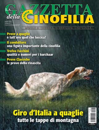 LA GAZZETTA DELLA CINOFILIA VENATORIA n° 8 - Agosto