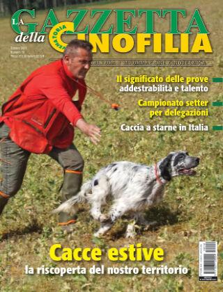 LA GAZZETTA DELLA CINOFILIA VENATORIA n° 10 - Ottobre