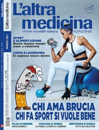 L'ALTRA MEDICINA n° 103 - Marzo