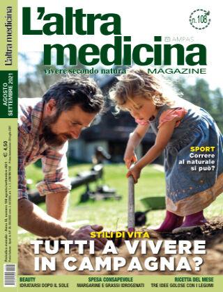 L'ALTRA MEDICINA n° 108 - Ago/Sett