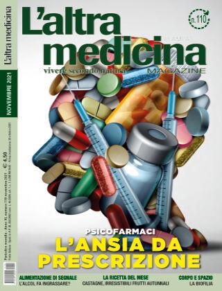 L'ALTRA MEDICINA n° 110 - Novembre