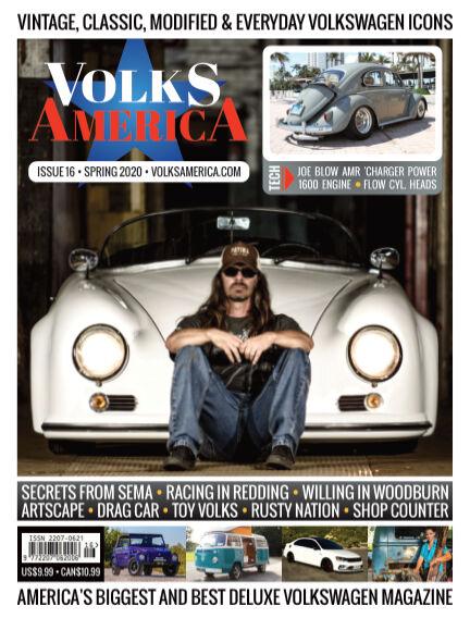 VolksAmerica March 31, 2020 13:00