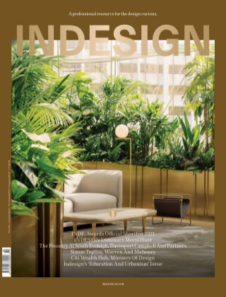 INDESIGN Magazine 84