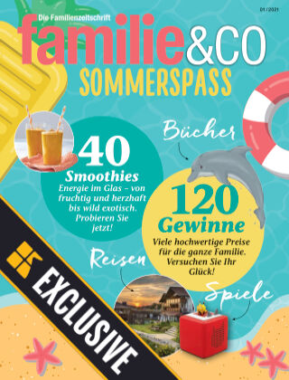 familie&co Readly Exclusive Sommerspaß