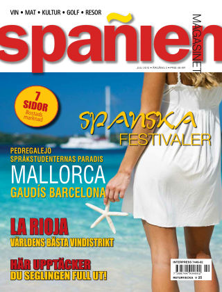 Spanien Magasinet 2012-07-31