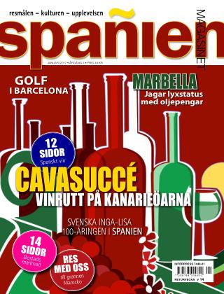 Spanien Magasinet 2012-01-31