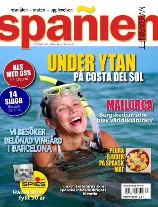 Spanien Magasinet 2011-10-31