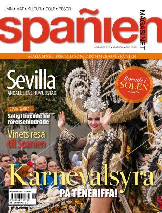 Spanien Magasinet 2015-11-12