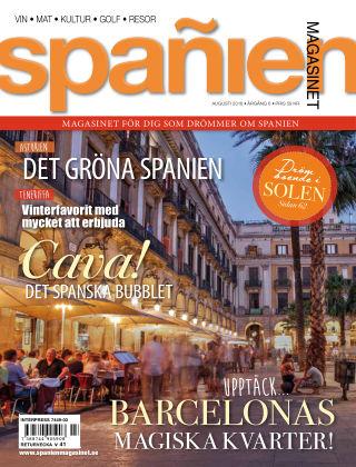 Spanien Magasinet 2016-08-12