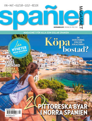 Spanien Magasinet 2019-11-28
