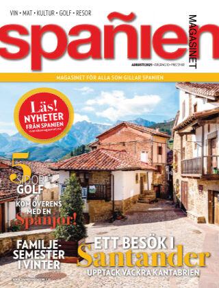 Spanien Magasinet 2021-08-13