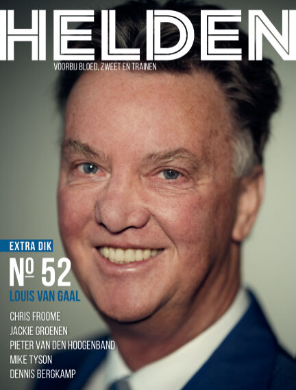 Helden Magazine June 01, 2020 00:00