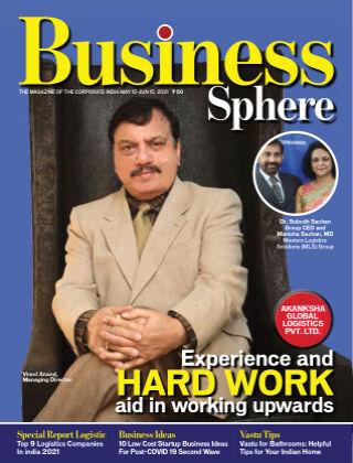 Business Sphere June 2021