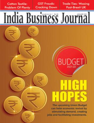 Indian Business Journal Jan 2021