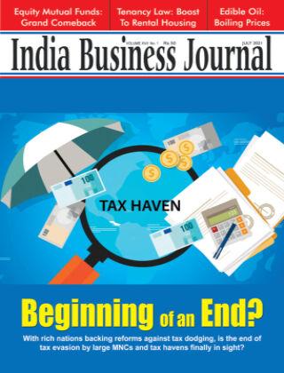 Indian Business Journal Jul 2021